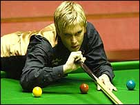 Paul Hunter suffered at the hands of Doherty