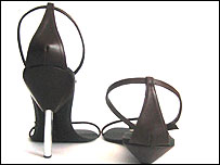 Collapsible stiletto