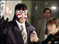 Japanese professional wrestler Masanori Murakawa