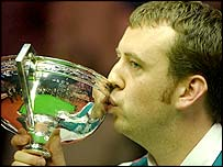 World number one Mark Williams