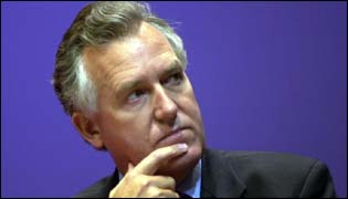 Leader of the Commons Peter Hain