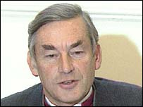 Richard Harries, Bishop of Oxford