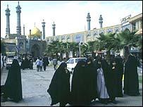 Grand Mosque in Qom