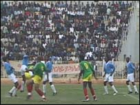 Eritrea lost 1-0 to Mali in their last game