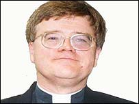 Canon Jeffrey John who was forced to resign as Bishop-elect of Reading