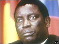 President Gnassingbe Eyadema