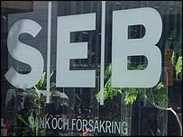 Swedish bank, SEB