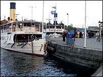 Swedish port