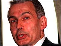 Frank Field, MP