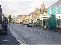 Coedpoeth village