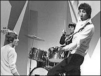 The Who and Pete Townshend (R)