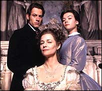 Cast of BBC production of Great Expectations