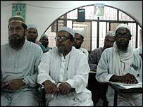 Student clerics in Bangladesh