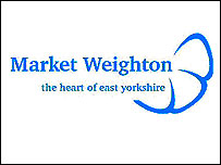 Market Weighton logo