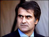 Turkey boss Senol Gunes