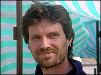 Market trader David Barkworth