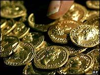 Roman coins - generic