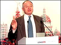 Ken Livingston, London Mayor