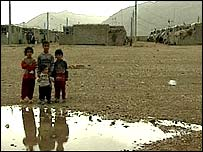 Marsh Arab children, southern Iraq