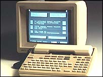 Minitel terminal