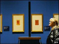 Leonardo exhibition at Buckingham Palace