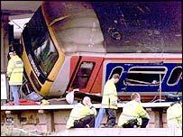 Potters Bar crash