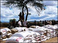 Food distribution centre