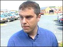 Director of Elections Elwyn Vaughan