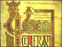 Lindisfarne Gospels
