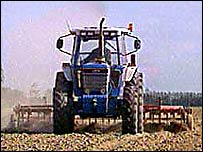 Police will be targeting tractors