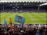 Manchester City brought the curtain down on 80 years at Maine Road