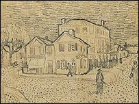 La maison de Vincent à Arles