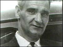 Francisco Notarantonio, shot dead by loyalists in 1987