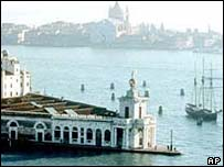 Dogana Da Mar customs house, Venice