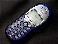 Mobile phone, BBC