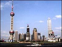 Thượng Hải vươn lên trời cao