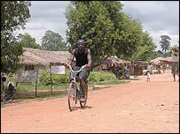 Nicla refugee camp