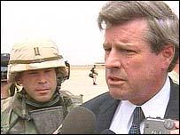US administrator Paul Bremer