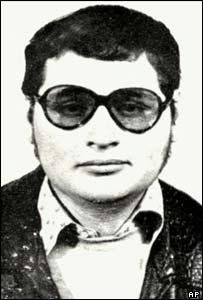 Ilich Ramirez Sanchez, aka Carlos the Jackal