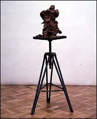 The Chapmans' sculpture