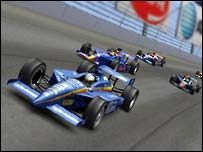 IndyCar series graphic