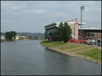 Trent and City Ground