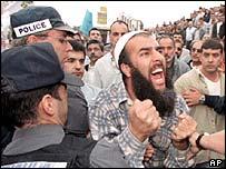 Israeli Arabs demonstrate