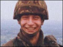 Sergeant Simon Alexander Hamilton-Jewell, aged 41