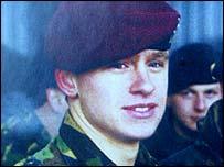 Lance Corporal Thomas Keys, 24