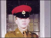 Corporal Paul Graham Long