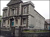Twr Gwyn Church