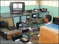 Kerbala control room