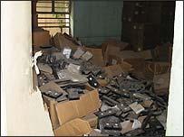 Baghdad video library