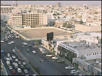 View of Riyadh
